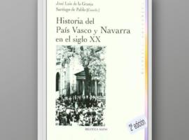 Historia del País Vasco y Navarra en el siglo XX
